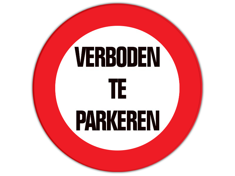 verbodenparkeren
